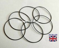 RUBBER BEZEL GASKET (X6) FOR SEIKO 7S26-0040 7S26-0350 REPLACES OG330BA11