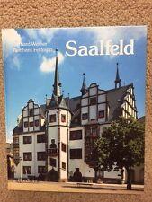 SAALFELD - deutsch, englisch, französisch , Bildband – Buch gebraucht kaufen-79