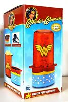 DC Comics Wonder Woman, Mini Stir Popcorn Popper, Brand New in box, # DCW-60CN