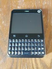 Motorola MB502 Char Brown Black (T-Mobile) Smartphone Fast Shipping Used