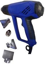 DIGITAL Temperature - 1500 Watt Dual Speed Heat Gun - 4Pcs Nozzles 122° - 932°F