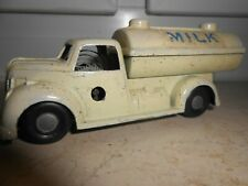 Dinky Chad Valley Wee Kin Toy Blech Laster LKW Milk truck lorry England alt old