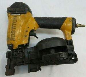 """BOSTITCH RN46-1 3/4"""" - 1-3/4"""" Air Coil Roofing Nailer Nail Gun (b)"""