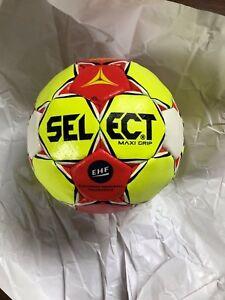 Select Derbystar Maxi Grip Handball inkl. Beutel Größen 1 und  3 Teamsport Ball