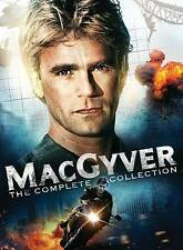 MacGyver - The Complete Series (Dvd, 2015, 39-Disc Set, Canadian)