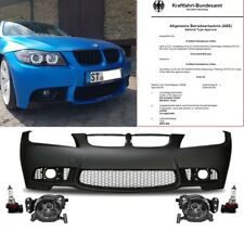 BMW E90 E91 STOßSTANGE vorne 05-08 PERFORMANCE+SET Nebel Smoke für M3 M +ABE TÜV