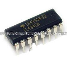 10PCS TL494CN TL494 DIP-16 TI PWM Power Supply Controllers IC NEW CF