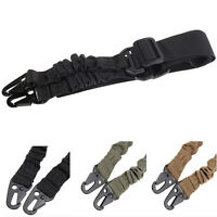 Hunting 2 Two Point Rifle Sling Camo Textured Tactical Sgun Strap._
