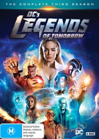 DC's Legends Of Tomorrow : Season 3 (DVD, 4-Disc Set) NEW