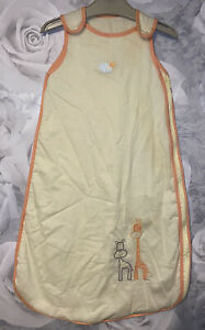 Baby Sleeping Bag - Up To 6 Months - 2.5 Tog