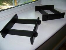 Pair of Solid Wood Speaker Stands made for Klipsch Heresy I & II Speakers