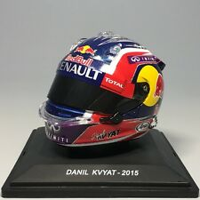 1/5 Scale SPARK F1 TEAM HELMET - DANIL KVYAT 2015 - Red Bull Racing