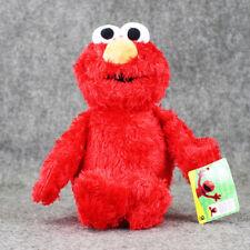 Elmo Soft Stuffed Plush Toys, Kids Sesame Street Red Elmo Character Baby Gift