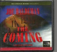 THE COMING by JOE HALDEMAN~UNABRIDGED CD AUDIOBOOK
