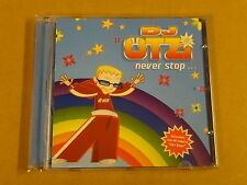 CD / DJ OTZI - NEVER STOP ...