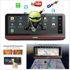 Foldable 7.84'' IPS Touch Screen 4G Car Wifi 1080P Bluetooth DVR Video Recorder