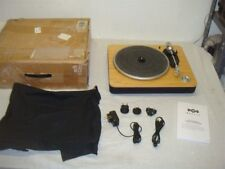 HOUSE OF MARLEY STIR IT UP TURNTABLE EM-JT1000 - READ!