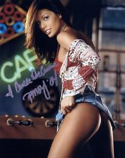 CARMELLA DECESARE Autograph Signed Photo 8x10 #54 PLAYBOY PLAYMATE PMOY 2004 WWE