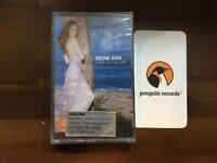 Celine Dion - A New Day Has Come CASSETTE TAPE KOREA EDITION SEALED