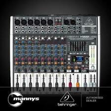 Behringer XENYX X1222USB 12-input Mixer