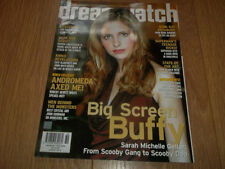 February Monthly Dreamwatch Science Fiction Magazines