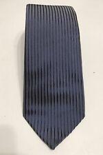 Zara Blue Striped Men Cravatte Necktie