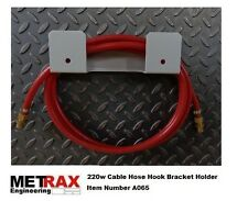 220w Cable Hose Hook Bracket Holder - Van Racking Storage Accessory / Van Shed