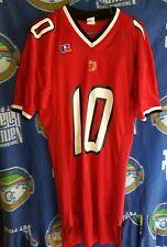 Univ of Louisiana Lafayette Ragin Cajun Game Used Football Jersey