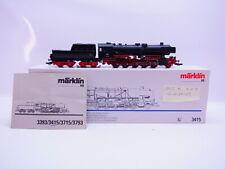 LOT 61299   Märklin H0 3415 Dampflokomotive BR 52 der DB digital in OVP