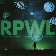 RPWL – Plays Pink Floyd's The Man And The Journey   CD NEW