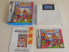 TINY TOON ADVENTURES WACKY STACKERS GAMEBOY  / Advance / SP Gba GAME