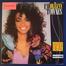 "Carol Lynn Townes ‎– Believe In The Beat (Vinyl, 12"", MAXI 45 TOURS)"