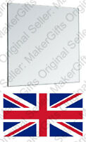 300mm 3D Printer Glass Mirror Print Bed Plate Creality CR-10 S Ctc Ant Reprap UK