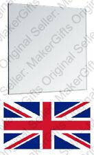250mm x 300mm 3D Printer Glass Mirror Print Bed Plate Qidi Tech X Max Reprap UK