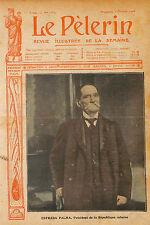 CUBA ESTRADA PALMA PRESIDENT DE LA REPUBLIQUE ILLUSTRATION 1906