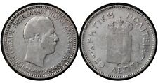 50 Lepta 1901 Crete