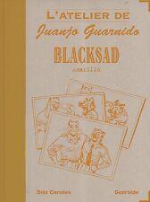 Blacksad, Amarillo, Guarnido, TL Edition originale numérotée et signée, neuf
