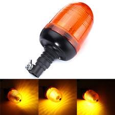 12-24V 16W 80 LED Emergency Vehicle Flash Stobe Rotating Beacon Warning Light