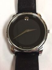 Movado 07.1.14.1142 Quartz  Stainless Steel Museum Watch