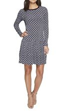 MICHAEL Michael Kors Geo-Print T-Shirt Dress L