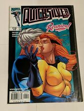 Quicksilver #4 February 1998 Marvel Comics Peyer Aucoin Faber