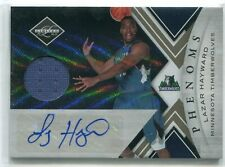 2010-11 Limited Lazar Hayward Phenoms JERSEY RELIC AUTO AUTOGRAPH RC /249