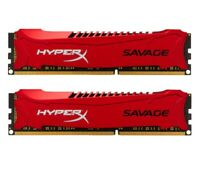 Para Kingston Savage 4GB 8GB 16GB PC3-14900 DDR3-1866MHz 1.5V Desktop Memory ES