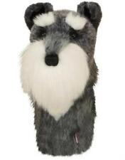Schnauzer Dog Golf Club Head Cover Daphne's Headcovers