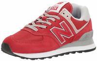 New Balance ML574EGN, Sneaker Uomo - ML574ERD RED SCARPA