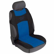 (728) 1 x Tuning Star Autositzbezug Schwarz/Blau Sitzbezug Werkstattschoner