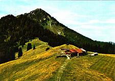 Bad Wiessee - Aueralm mit Fockenstein ; Ansichtskarte1972 gel.