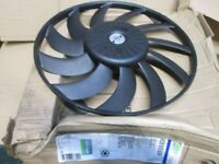 AUDI A4 & A6 ENGINE COOLING RADIATOR FAN  VALEO 698609