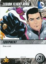 LEGION FLIGHT RING DC Comics Deck Building card LSH COSMIC BOY