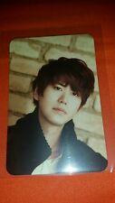 Super junior kry kyuhyun promise you japan jp official photocard kpop k-pop